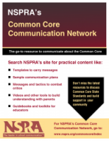NSPRA's Common Core Communication Network