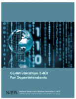 Communication E-Kit for Superintendents