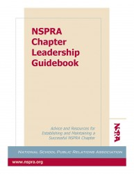 Cover of Chapter Leadership Guidebook