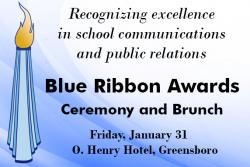 Blue Ribbon Awards ceremony and brunch