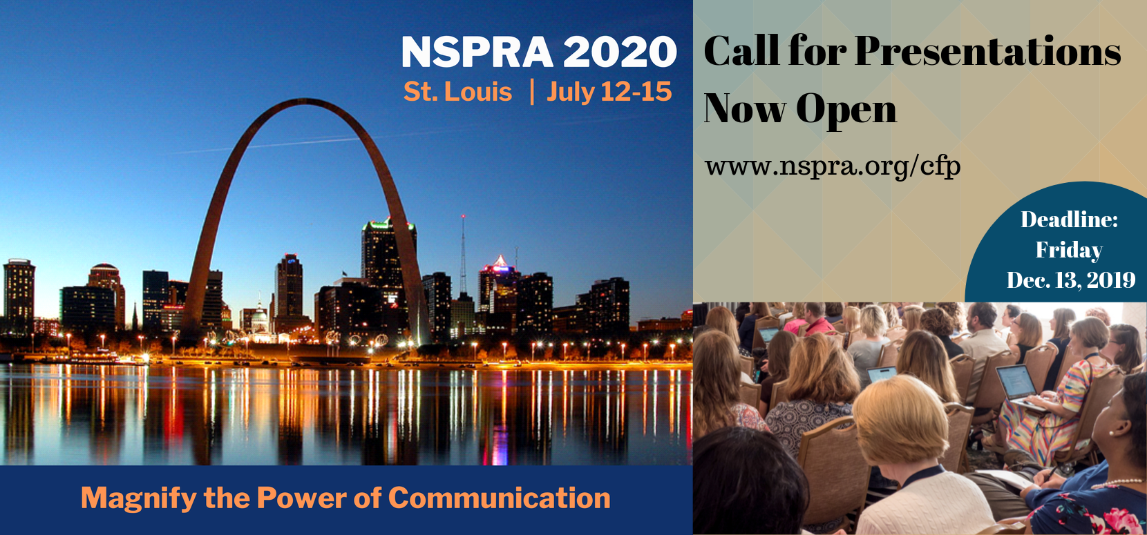 NSPRA 2020 Call for Presentations Now Open
