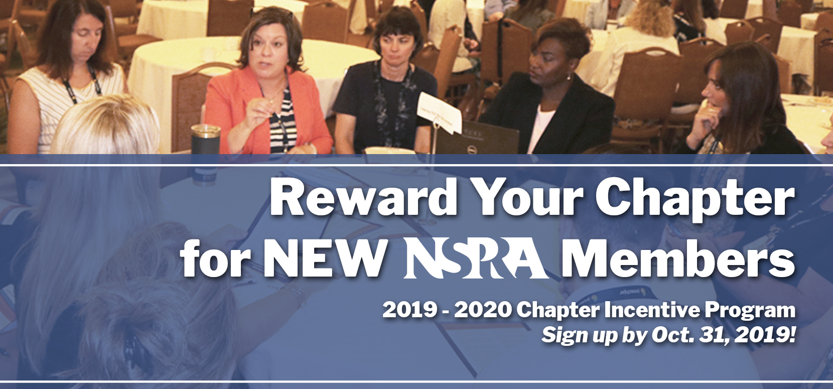 Reward Your Chapter for New NSPRA Members