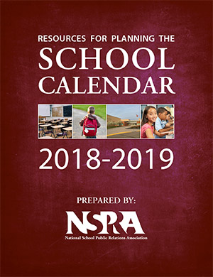 Resources For Planning The School Calendar 2018 2019 National