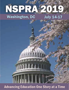 NSPRA 2019 Washington, DC July 14-17 logo