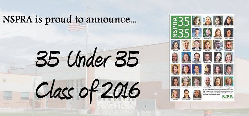 35 Under 35 Class of 2016