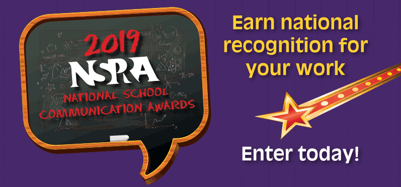 2019 NSPRA National School Communication Awards