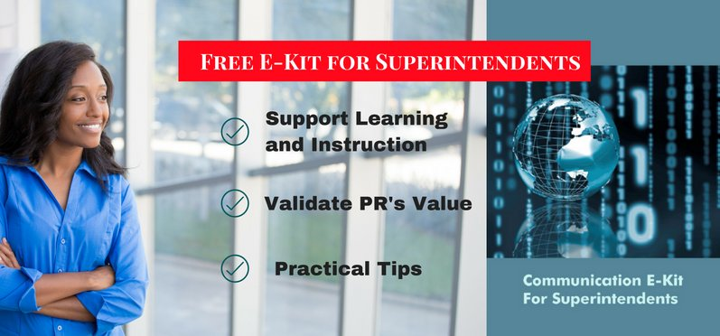Free E-Kit for Superintendents